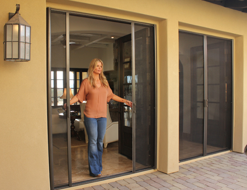 Alexander Custom Screens Retractable Screen Systems For