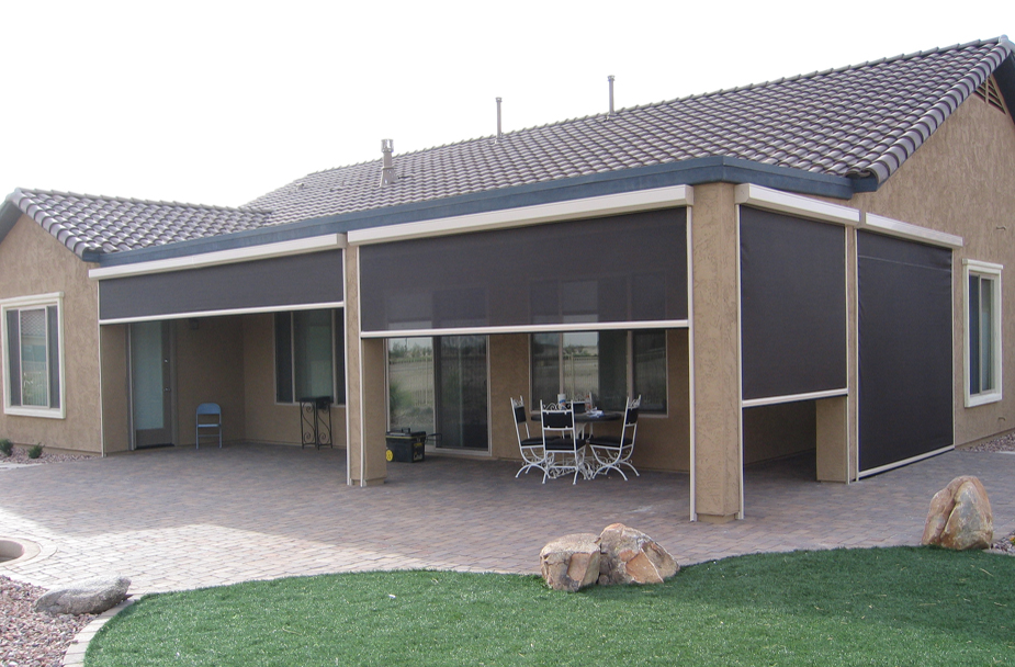 alexander custom screens retractable screen systems for arizona