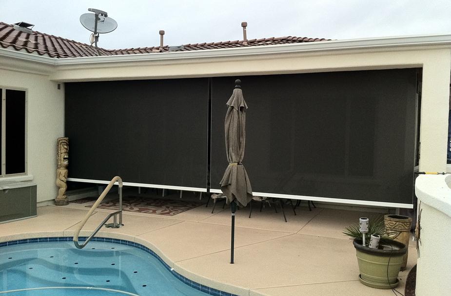 alexander custom screens retractable screen systems for