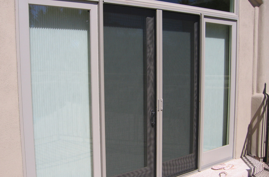 Alexander custom screens retractable screen systems for for Retractable screen door